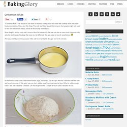 Cinnamon Roses - Baking Glory - The very best of baking, recipes from all around the world, tested in my own kitchen. Visit our sister site JoCooks.com for more recipes.