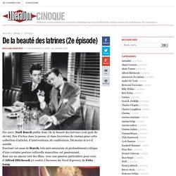 Cinoque - De la beauté des latrines (2e épisode) - Libération.fr