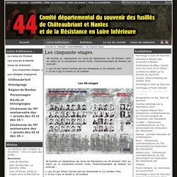 Les cinquante otages - [Henry Barthélemy]