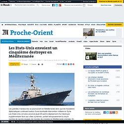 Une frégate française envoyée en Méditerranée