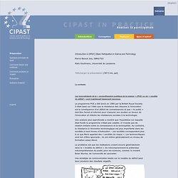 Outils pour la participation citoyenne (organiser l'expression)