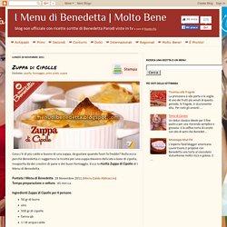 la ricetta di Benedetta Parodi