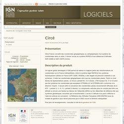 Circé - LOGICIELS