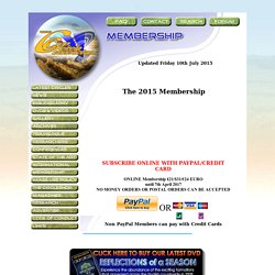 The 2014 Crop Circle Connector Membership to 7th April 2016