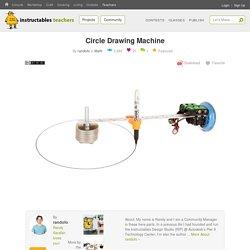 Circle Drawing Machine: 13 Steps