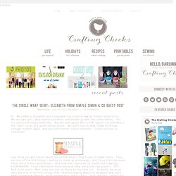 Elizabeth from Simple Simon & Co Guest Post