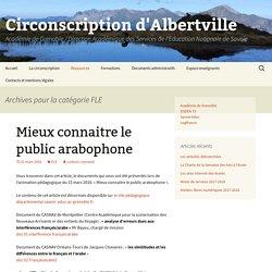 Circonscription d'Albertville