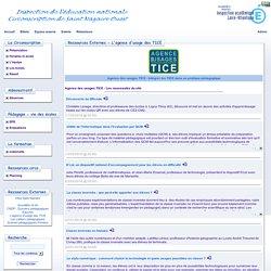 le site de la circonscription de Saint-Nazaire Ouest - Ressources Externes - L'agence d'usage des TICE