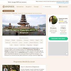 Circuit Bali : De Bali au Kawa Ijen, entre charme et nature