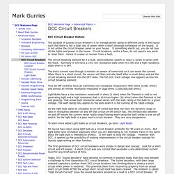 DCC Circuit Breakers - Mark Gurries
