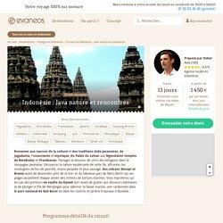 Circuit Indonésie : Java nature et rencontres