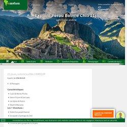 Circuit Pérou Macchu Picchu Pérou, Bolivie et Chili circuit