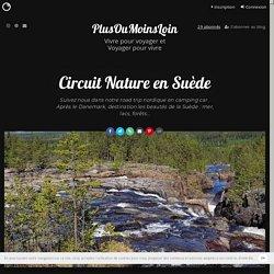 Circuit Nature en Suède - Carnet de voyage