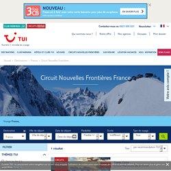 Circuit Nouvelles Frontières France