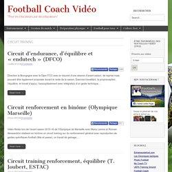 Footballcoach Vidéos