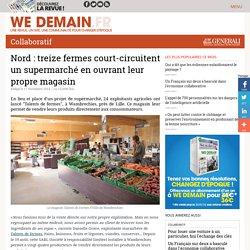 Nord : treize fermes court-circuitent un supermarché en ouvrant leur propre magasin