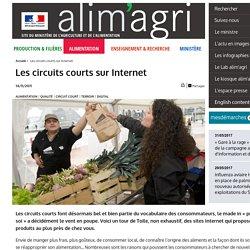 Les circuits courts sur Internet