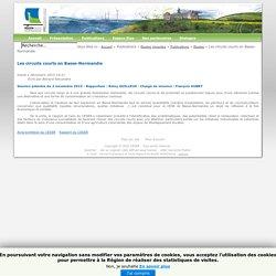 CESR BASSE NORMANDIE 01/12/15 Rapport : Les circuits courts en Basse-Normandie