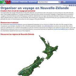 Circuits de voyage personnalisés en Nouvelle-Zélande