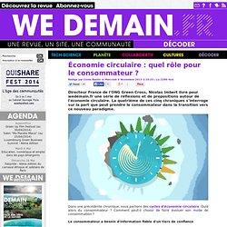 Économie circulaire : quel rôle pour le consommateur ?