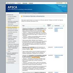 """AFSCA 26/04/16 Circulaire """"Denrées alimentaires"""" - Elevage et commercialisation d'insectes et de denrées à base d'insectes pour la consommation humaine"""