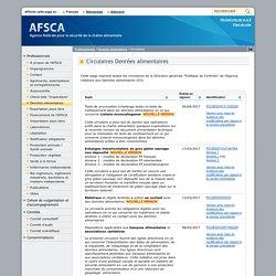 AFSCA 04/04/17 Tests de provocation (challenge tests) et tests de vieillissement dans les denrées alimentaires en ce qui concerne Listeria monocytogenes