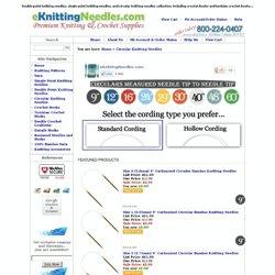 Circular Bamboo Knitting Needles