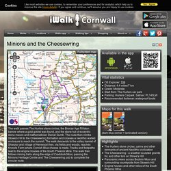 Circular walk from Minions to Henwood via the Cheesewring