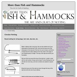 More than Fish and Hammocks