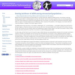 Circumcision and AIDS prevention