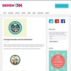 30 Logos baseados em Circunferências « Des1gn'ON