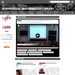 CIRM - Videos & books Library