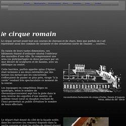 Cirque d'Arles