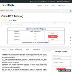 Cisco UCS Training - Mindmajix