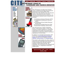 CITE Journal