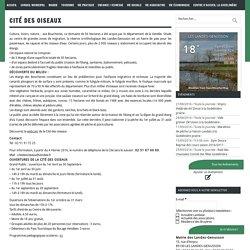 Cité des oiseaux - Les Landes-Genusson