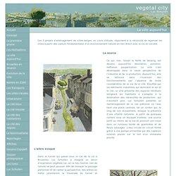 Cité Végétale - Luc Schuiten