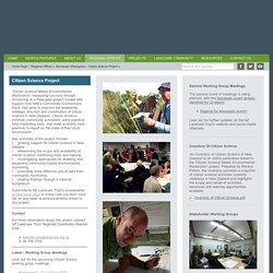 Citizen Science Project - NZ Landcare Trust