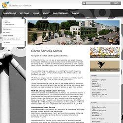 Citizen Services Aarhus: Business Region Aarhus