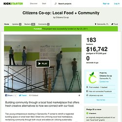 Citizens Co-op: Local Food + Community by Citizens Co-op