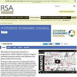 Citizens' Economic Council