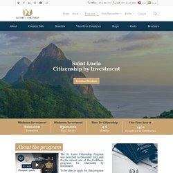 Saint Lucia Citizenship by Investment Program