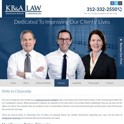 Citizenship attorney chicago