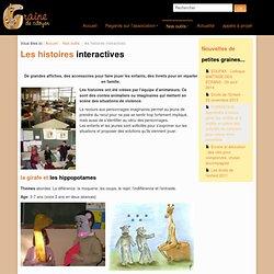 Graine de Citoyen - les histoires interactives