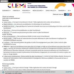 Citoyen.ne numérique- CLEMI