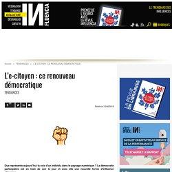 L'e-citoyen : ce renouveau démocratique