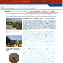 Citoyenneté à Athènes : les tribunaux