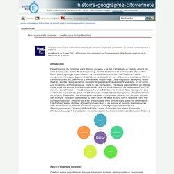 histoire-géographie-citoyenneté - la « vision du monde » nazie, une introduction
