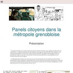 Panels citoyens à Grenoble - Site de l'innovation dessinée !
