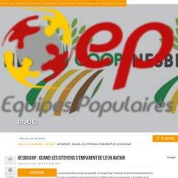 Hesbicoop : Quand les citoyens s'emparent de leur avenir - Liège, Huy, Waremme